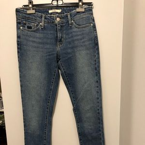 Levi's Filmore jeans - worn once